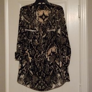 INC Women's blouse